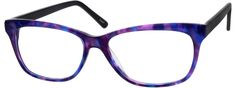 Order online, women purple full rim acetate/plastic cat-eye eyeglass frames model #308127. Visit Zenni Optical today to browse our collection of glasses and sunglasses.