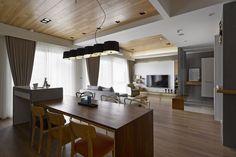 Liu's Warm House by HOYA Design (5)