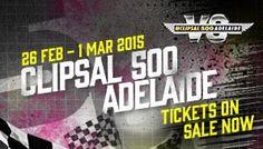 Clipsal 500 2015