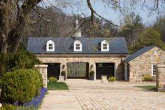 Garage port, beautiful! | Anne Decker Architects