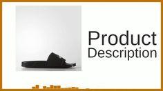 Adidas Mens adilette EQT Slides