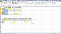 Tutoriel vidéo pour transformer ou transposer des colonnes en lignes et inversement sous Excel. Comment changer le sens d'un tableau sous Excel sans perdre les données saisies ?  Pour lire ce tutoriel en version texte, rendez-vous sur Votre Assistante : http://www.votreassistante.net/transformer-ou-transposer-des-colonnes-en-lignes-et-inversement-sous-excel