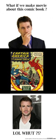 Meanwhile, At Marvel Studios...