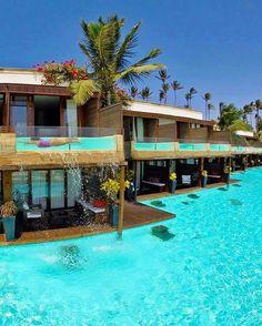 Hotel Essenza en Jericoacoara, Brasil ☀