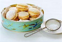 Sitruunawhoopiet Joko, Cookies, Baking, Desserts, Biscuits, Deserts, Bakken, Cookie Recipes, Dessert