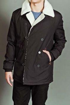 Rasheed Jacket Dark Navy