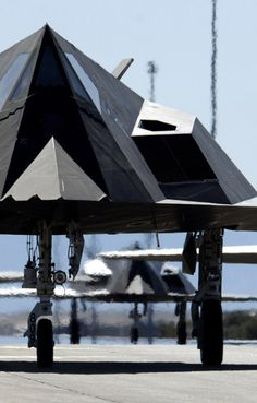 F-117 Nighthawk stealth fighter   Lockheed Martin