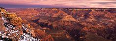 Mather Point, Grand Canyon Village, AZ, USA - Photography by Slava Mylnikov