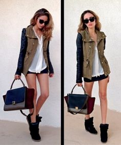 Zara Jacket   Isabel Marant Sneakers