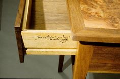 Jonathan Cohen Fine Woodworking #woodworking #fine #furniture