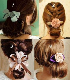 Pleasant Different Types Of Girls And Brushes On Pinterest Short Hairstyles Gunalazisus