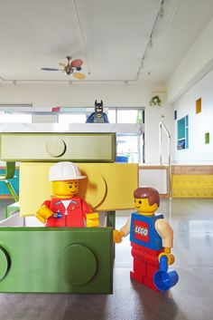 The Lego Play Pond House by HAO Design