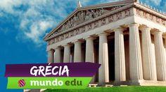 Videoaula sobre Grécia!! \o/  Mais educação, menos tédio! www.mundoedu.com.br
