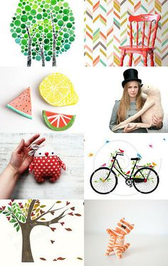 bright weekend! by Nora on Etsy--Pinned with TreasuryPin.com