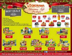 Christmas baskets that are ideal #christmasgifts for your friends this #holidayseason. Get them at a very very #lowprice only here at Ororama. 😍