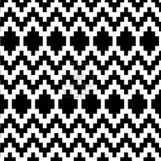 zwart wit patroon