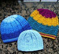 Simply Shoe Boxes: Double Crochet Front Post Crochet Scarf Pattern (W...