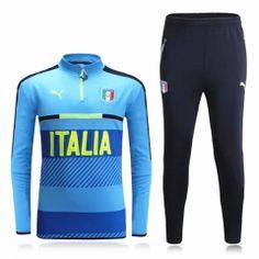 d0a8d2ec2ce70 2016 European Cup Italy Blue Thailand Soccer Tracksuit Soccer Season, Cheap Football  Shirts, Soccer