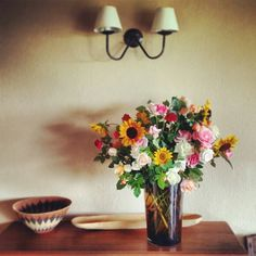 Weekend flowers