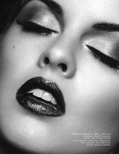 All Black Everything, Septum Ring, Photoshop, Spoiler, Rings, Impression, Jewelry, Magazine, Tools