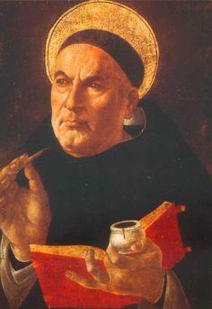 O DIÁRIO DE DEUS: São Tomás de Aquino