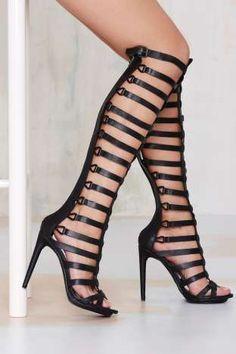 Nasty Gal Advantage Gladiator Heel | Shop Shoes at Nasty Gal