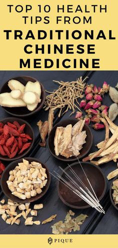Top 10 Traditional Chinese Medicine Health Tips | THE FLOW by PIQUE