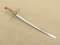 Arma Bohemia - Kriegsmesser/Swiss sabre - special blade profile, original from a private collection