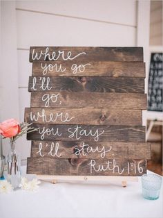 52 DIY Pallet Signs & Ideas with Great Quotes - DIY Projects for Making Money - Big DIY Ideas