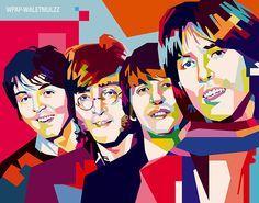 The Beatles by WaletMulzz.deviantart.com on @DeviantArt