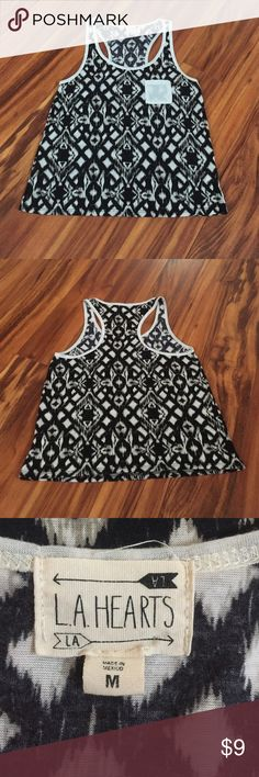 L.A. Hearts Tank Great condition tank top with front pocket! Tops Tank Tops