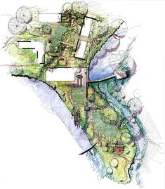 Mill Creek Ranch - Ten Eyck Landscape Architects