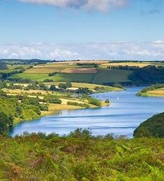 The beautiful Wimbleball Lake, Somerset, Exmoor National Park. Walk around it, windsurf, kaya Family Holiday Destinations, Uk Destinations, Somerset England, London England, England Top, English Countryside, Natural Wonders, Kayaking, Beautiful Places