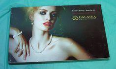 Galatea Jewelry By Artist Catalog Earrings Necklaces Bracelets Pearls Gold Gems