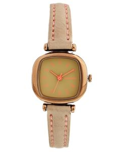 Komono Brown Moneypenny Watch