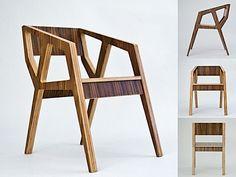 Plywood Kart Chair