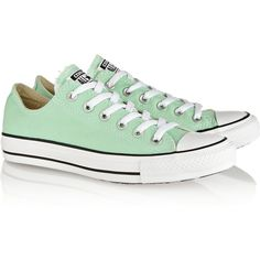 ac1868a4ab1 Converse Chuck Taylor All Star canvas sneakers (42 AUD) ❤ liked on Polyvore  featuring