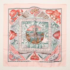 Hermes Scarf - one day