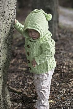 Ravelry: Eliot Hoodie pattern by Kate Oates