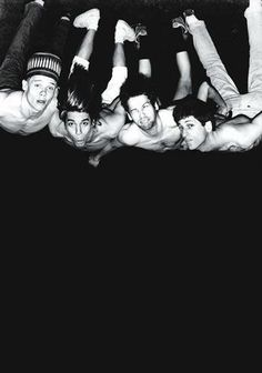 Red Hot Chili Peppers / Black & White Photography