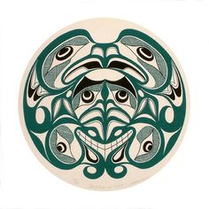 Thunderbirds and Serpents Art Thompson Northwest Coast (Nuu chah nulth)
