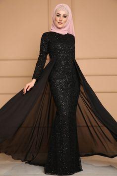 Commandez 2019 Women Abaya Koran Muslim Kaftan Hijab Burqa Lace Long Sleeve Islamic Maxi Dress sur Wish - Acheter en s'amusant Muslim Prom Dress, Hijab Prom Dress, Hijab Evening Dress, Hijab Wedding Dresses, Evening Dresses, Abaya Fashion, Muslim Fashion, Fashion Dresses, Abaya Mode
