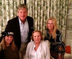 Kerry Kennedy, Ted Kennedy Jr., Ethel Kennedy and Kiki Kennedy