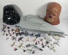 Star Wars Collection, Old Toys, Science Fiction, Nostalgia, Stars, Ebay, Sci Fi, Old Fashioned Toys, Sterne