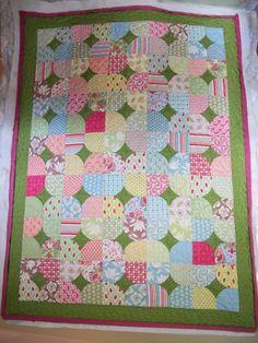 10-minute quilt blocks