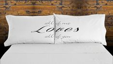 Check out this item in my Etsy shop https://www.etsy.com/listing/223325903/couples-pillow-cases-mr-and-mrs