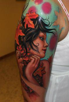 Riccardo Cassese #inked #ink #tattoo #tattoos #tats #inkedmag #inkedmagazine