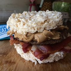 The Week in Food News: Rice Krispies Treats Burgers, Blood Bag Drinks and Secondhand Spirits