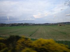 Tuscany by train... High speed.