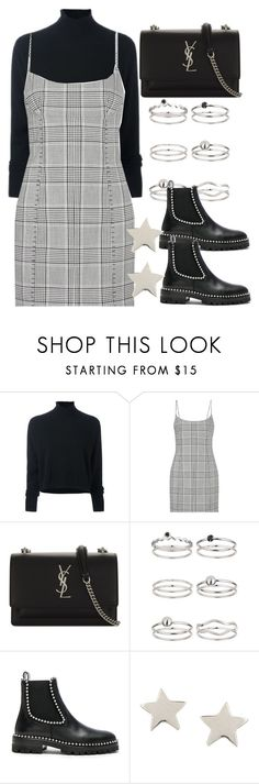 """Sin título #2314"" by alx97 ❤ liked on Polyvore featuring Le Kasha, Alexander Wang, Yves Saint Laurent, Miss Selfridge and Daisy Knights"